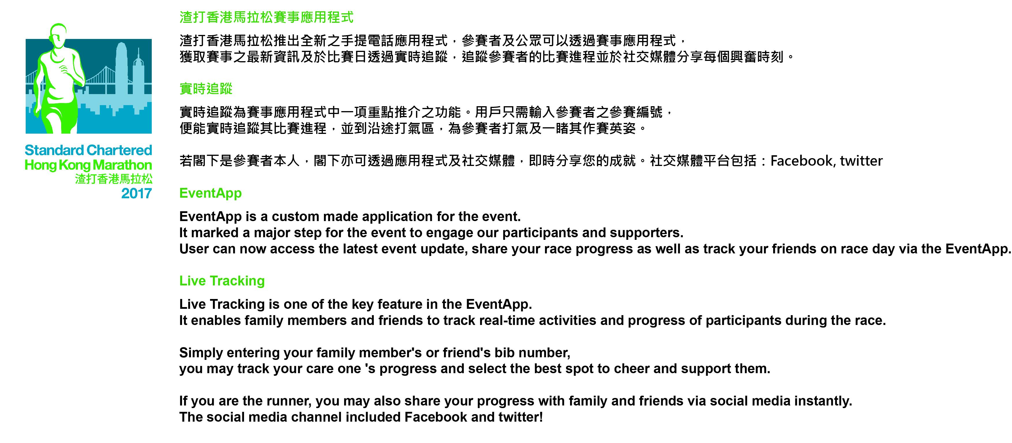 Standard Chartered Hong Kong Marathon 2017